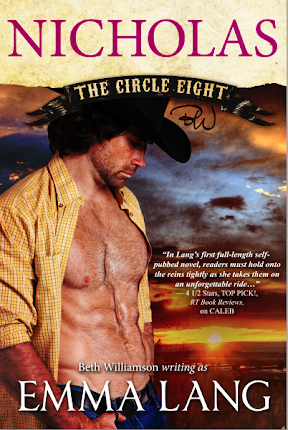 THE CIRCLE EIGHT ~ NICHOLAS~ by EMMA LANG