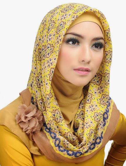 Foto Model Hijab Terbaru 2015 | Model Gaya Fashion Terbaru