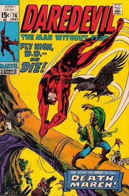 Daredevil #76