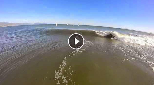 Dane Reynolds Sandspit Double Barrel by Drone