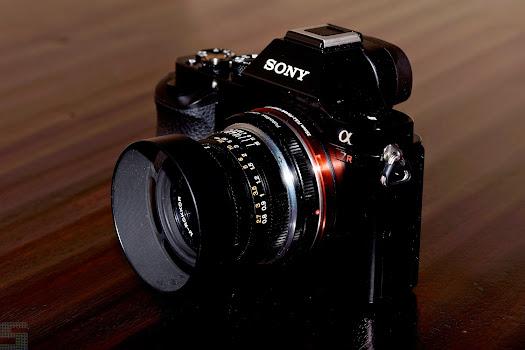 sony a7r 40mm m-rokkor leica