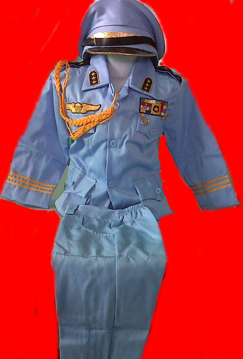 baju angkatan udara