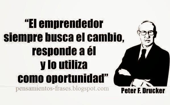 frases de Peter Ferdinand Drucker