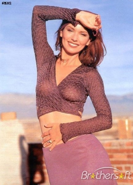 Shania Twain Hot Section (6 pictures)