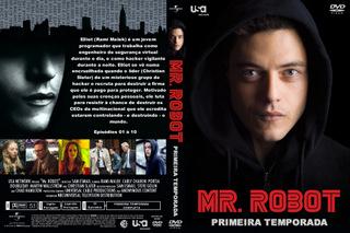 MR. ROBOT - PRIMEIRA TEMPORADA COMPLETA