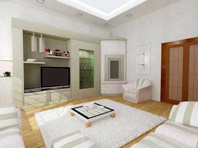 Simple Minimalist Interior Design Small House