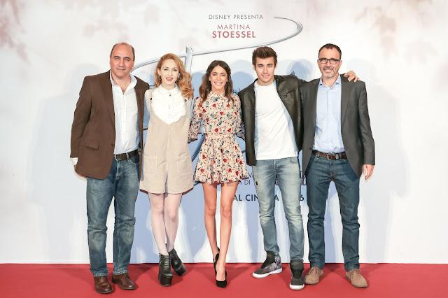 Disney arranca en Sicilia del rodaje de 'Tini - El Gran Cambio de Violetta'