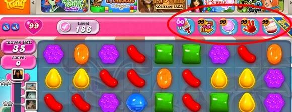 Candy Crush Saga Cheats