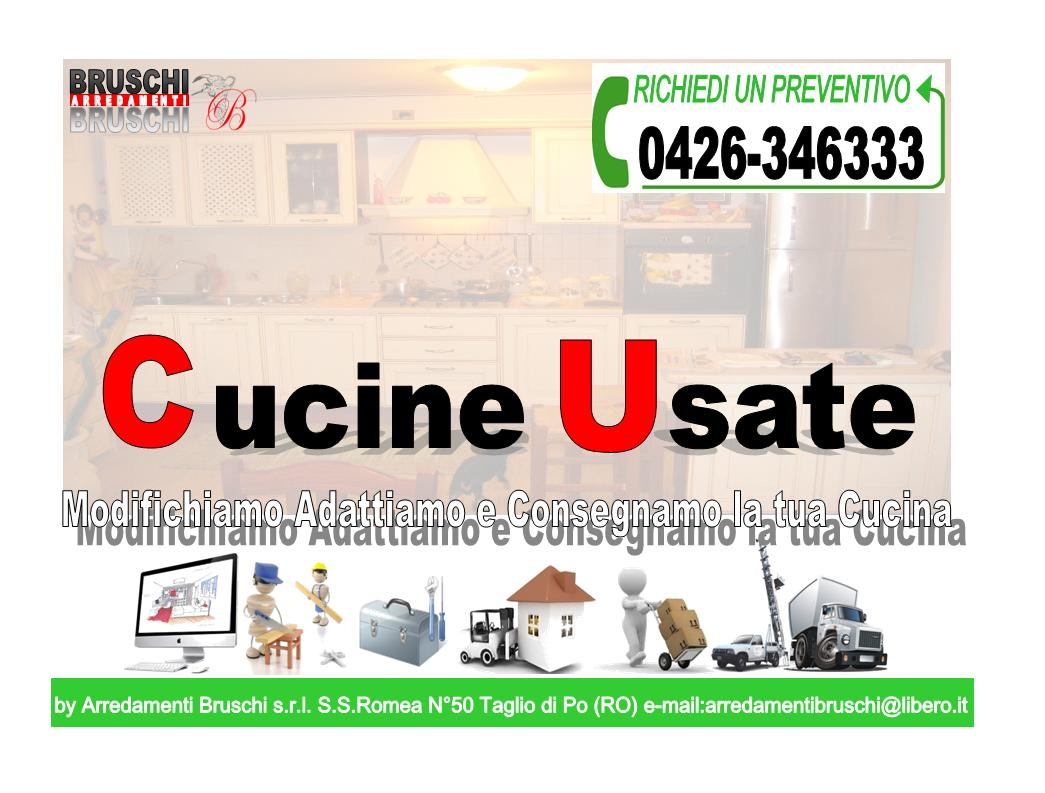 Cucine usate for Cucine usate
