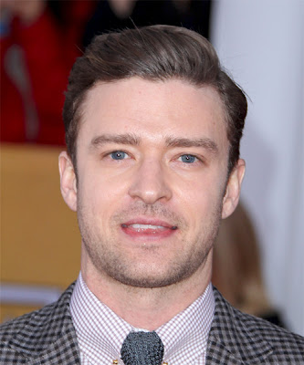 JUSTIN TIMBERLAKE NEW FORMAL HAIRSTYLE
