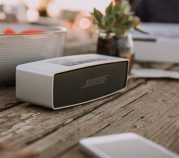 Bose SoundLink Mini Bluetooth Speaker | Bose SoundLink Mini Price $200 | compact wireless speakers