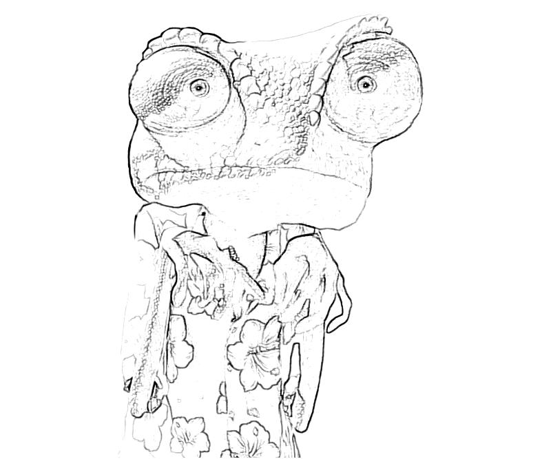 rango coloring pages - pin printable rango the video game run coloring pages on
