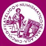 CÍRCULO FILATÉLICO Y NUMISMÁTICO MÁLAGA (clicar logo)