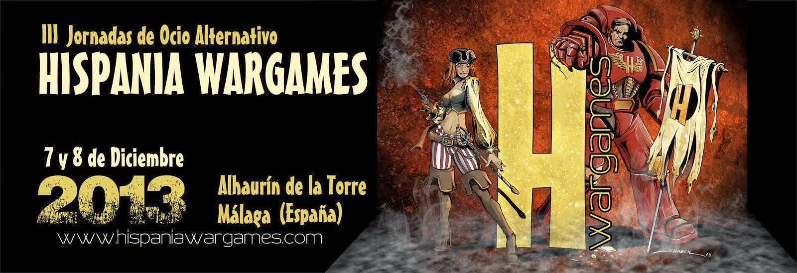 Hispania Wargames 2013