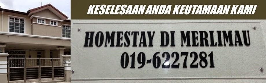 Homestay Merlimau Melaka
