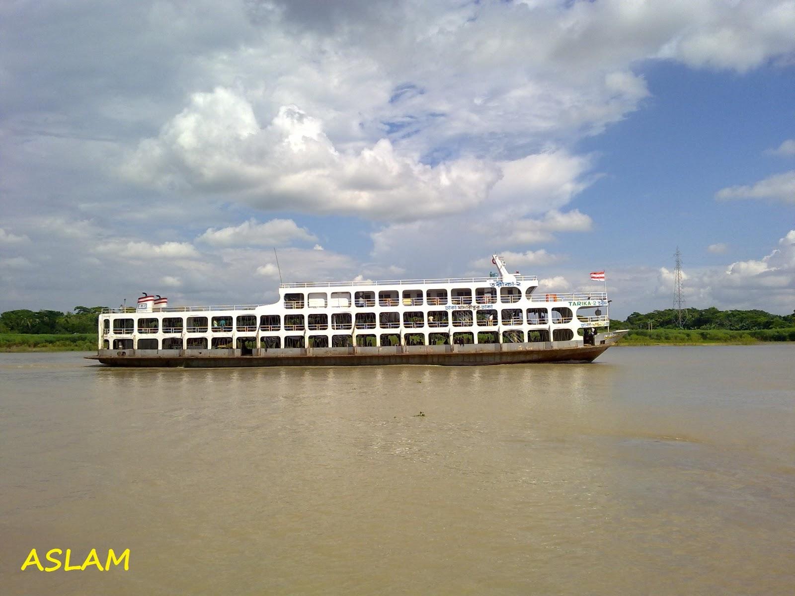 Passanger ship Lonc