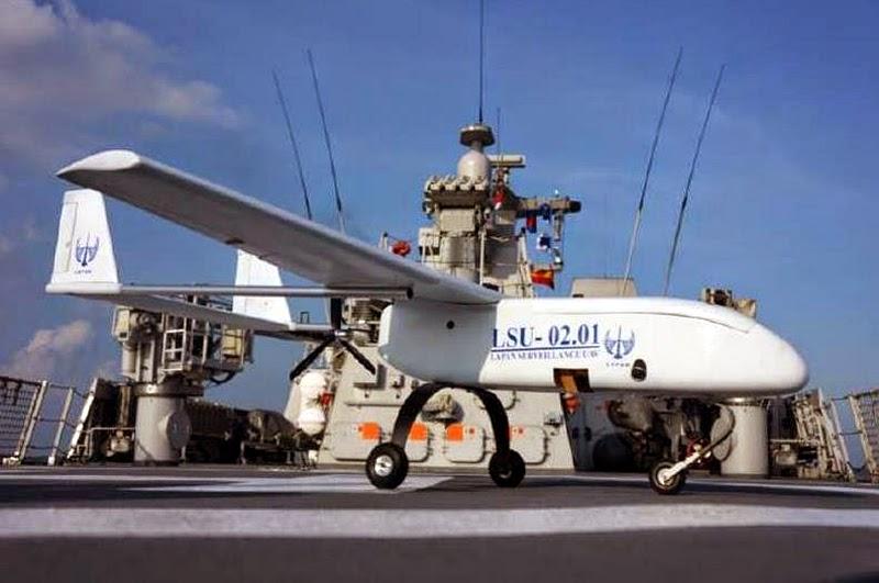 Lapan UAV LSU 02