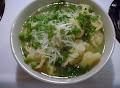 Recetas light: Sopa de capelettis