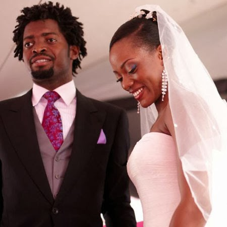 basketmouth 6th wedding anniversary