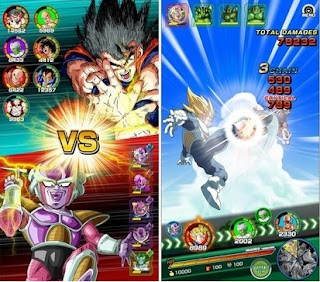 Dragon Ball Z Dokkan Battle v2.4.0 Mod Apk