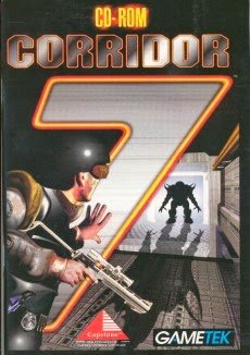 Corridor 7 Alien Invasion