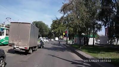 Καβγάς μεταξύ οδηγών