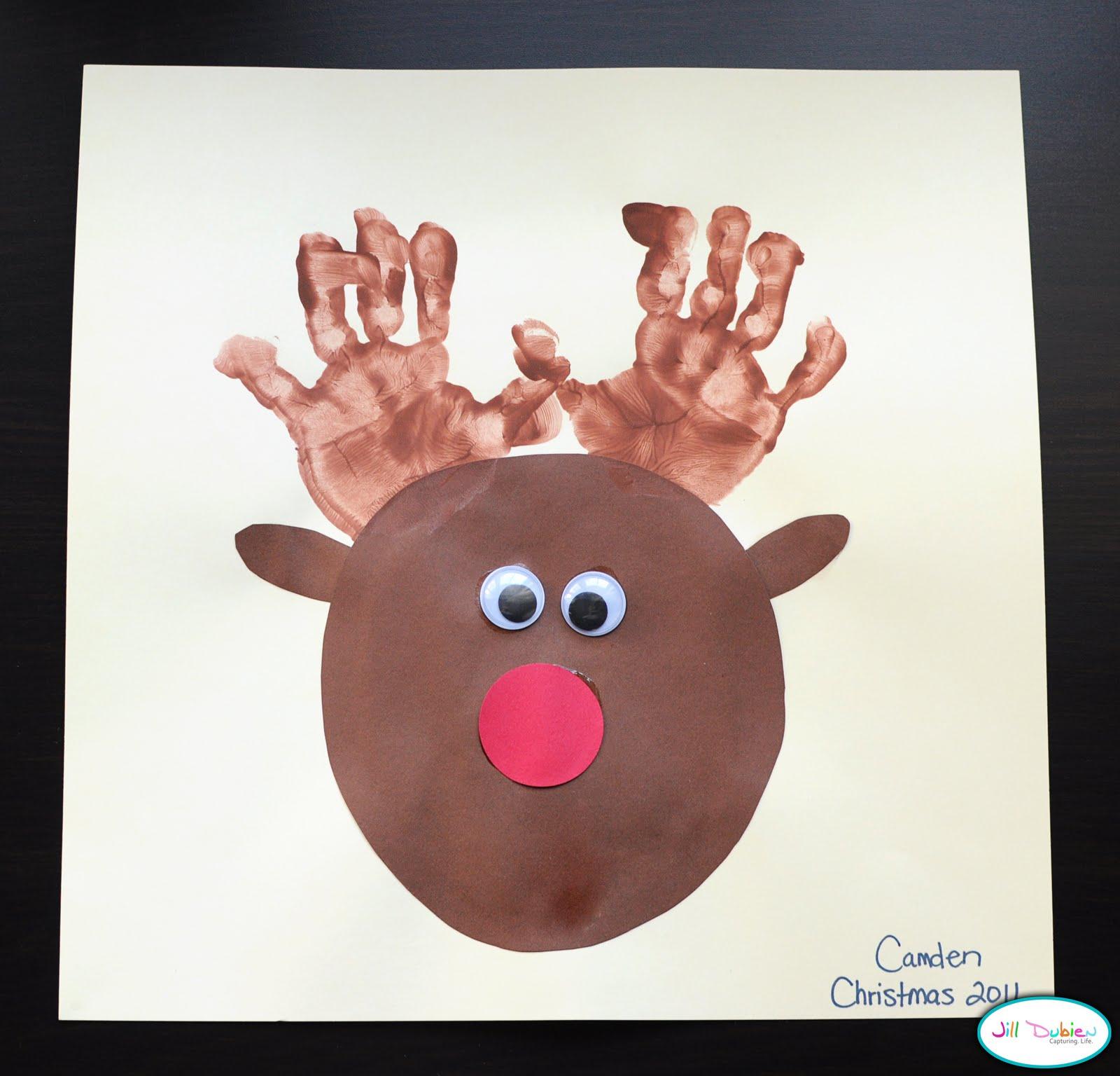 Детские поделки. Что можно сделать из отпечатков рук