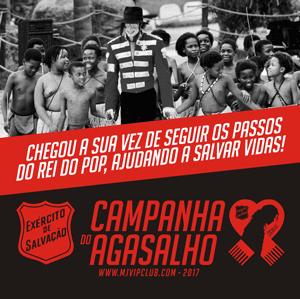 PARTICIPE DA NOSSA CAMPANHA DO AGASALHO