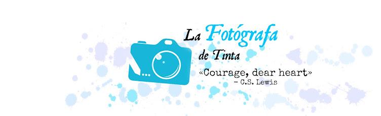 La Fotógrafa de Tinta