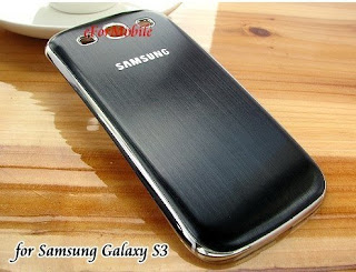 Aluminum Battery Door Housing Back Cover for SAMSUNG GALAXY S 3 SIII i9300