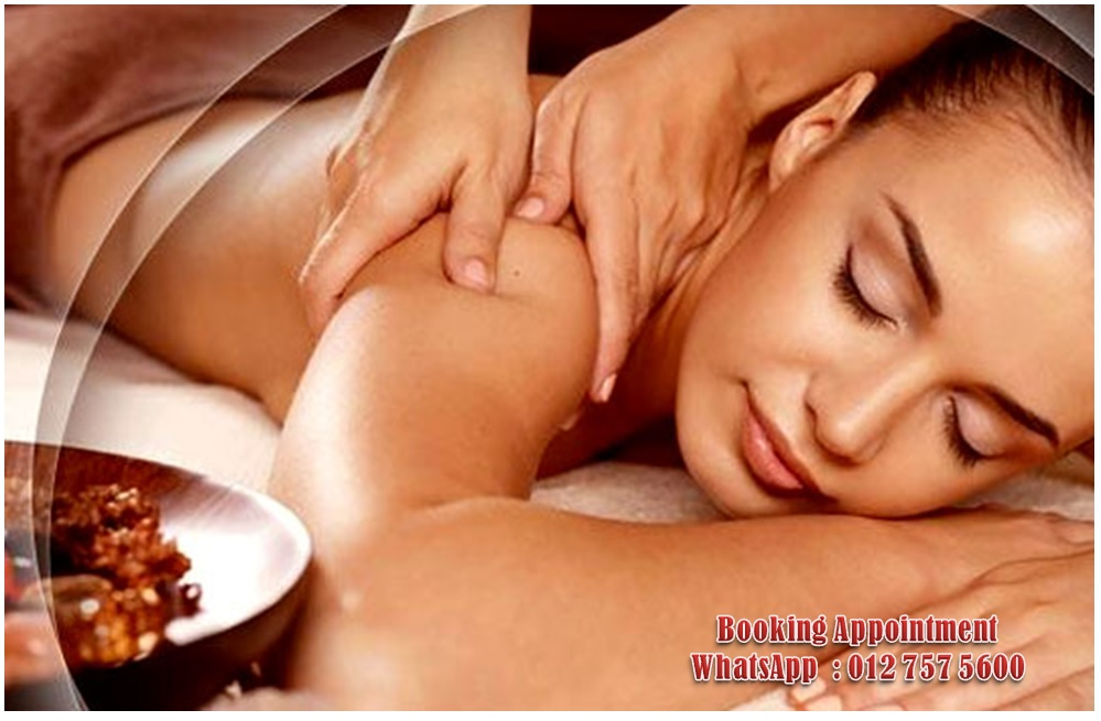 RELAXING BACK & SHOULDER MASSAGE