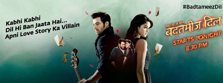 Mere Nishaan Badtameez Dil Star Plus Most R - MP3 Download