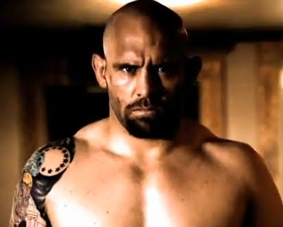 ufc mma heavyweight fighter shane carwin picture image