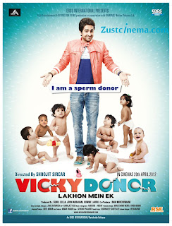 Vicky Donor Movie Songs