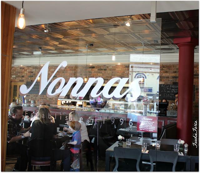Nonnas Restaurant