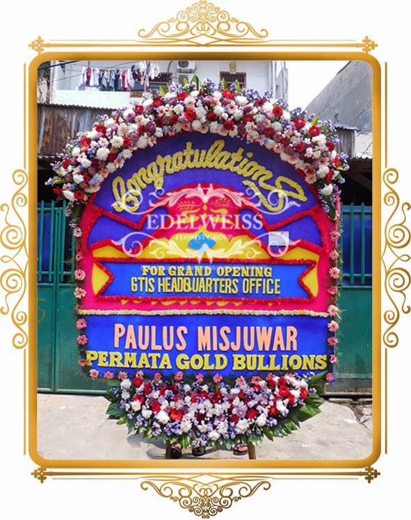 karangan bunga congratulations
