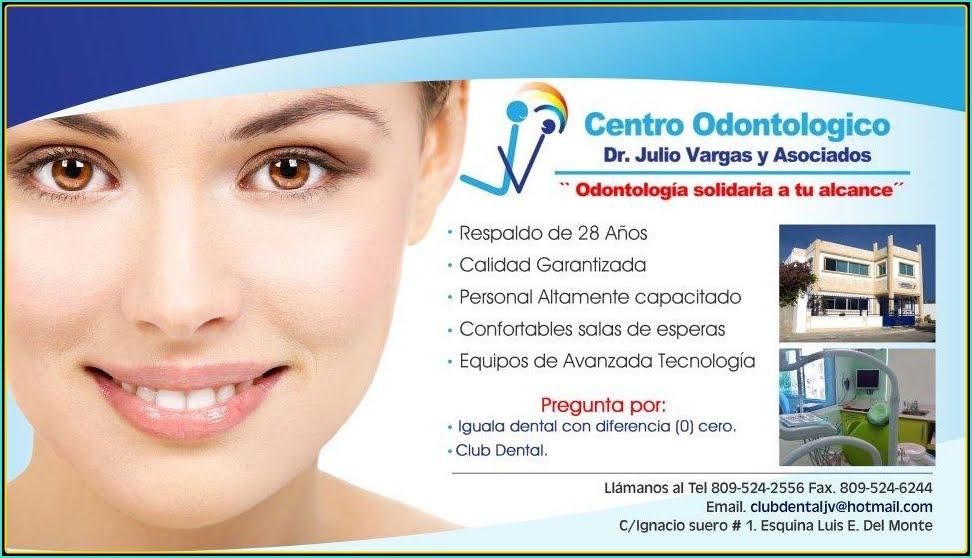CENTRO ODONTOLOGICO DR. JULIO VARGAS Y ASOCIADOS