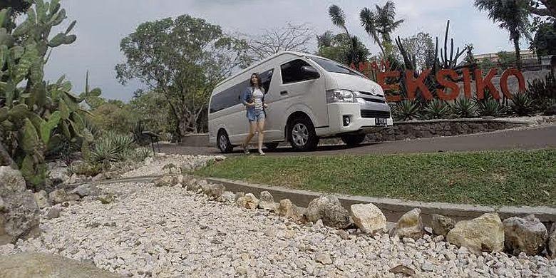 Toyota Hiace Bidik Pengusaha Travel dan Rental