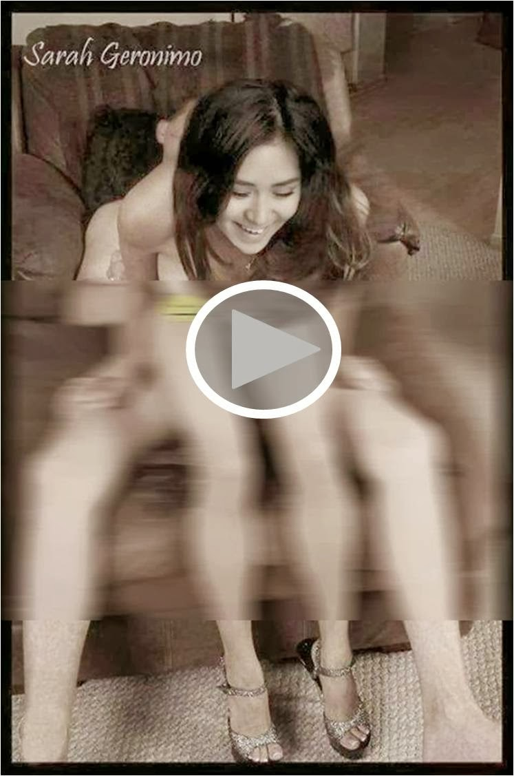 Sarah Geronimo Scandal Video ?