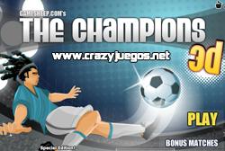Jugar The Champions 3D