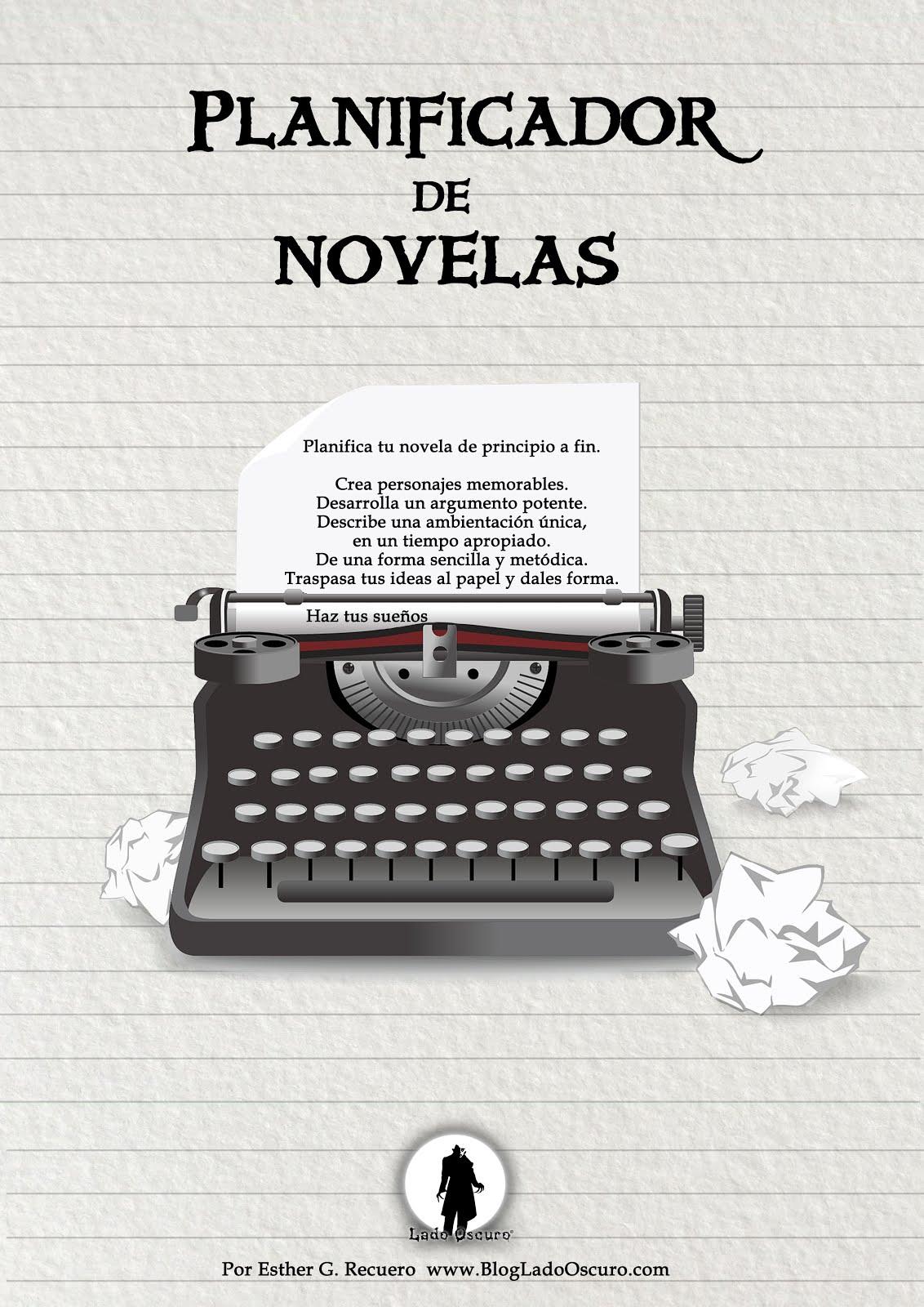 Planificador de novelas