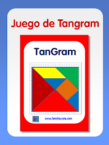 JUEGO DE TANGRAM