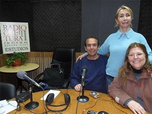Audición de radio FM CULTURA de la Ciudad de Buenos Aires