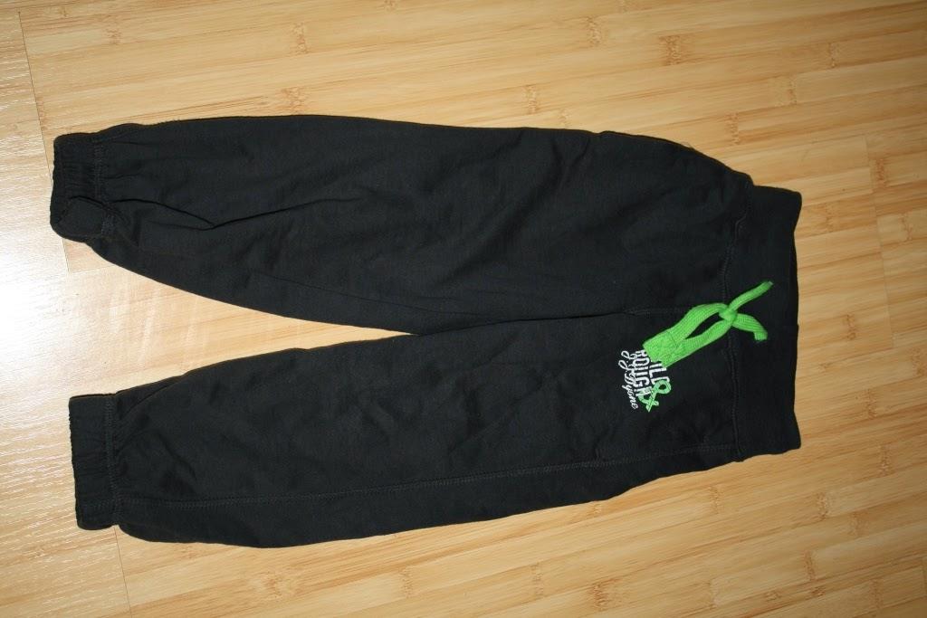Pantaloni part-proof