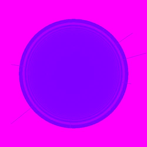 how to add glow dot in paint.net