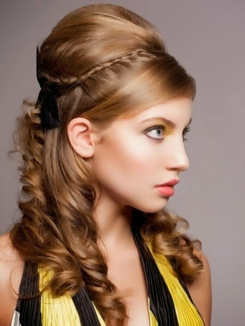 Hairstyles Xmas 2014 : ... 2014, Easy Christmas Hairstyle Tutorials For 2014, 2014 new christmas