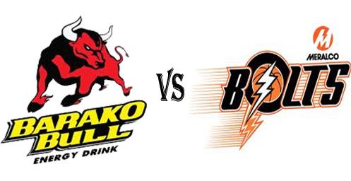 Barako Bull Energy Cola vs Meralco Bolts Live Stream