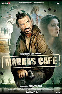Watch Madras Cafe 2013 Hindi Movie Online