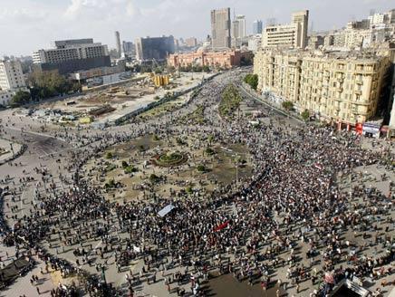 ميادين التحرير.... وثورات التغيير   ...