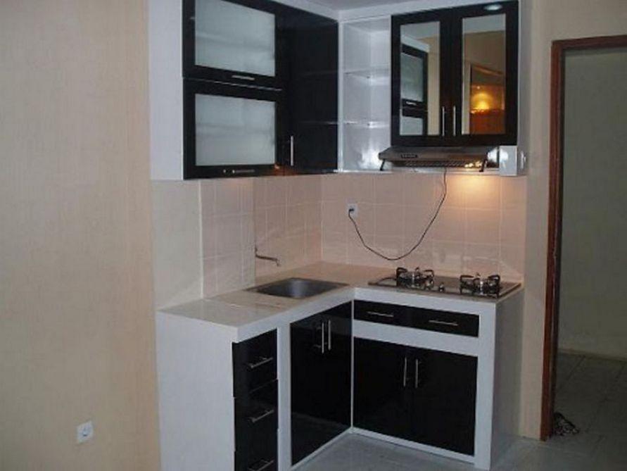 penataan interior untuk dapur sederhana terlihat bagus terlihat bagus